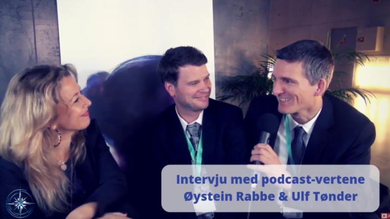 Oeystein Rabbe og Ulf Toender