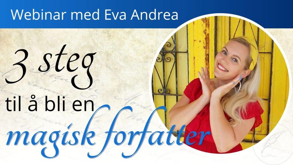 webinar med Eva Andrea
